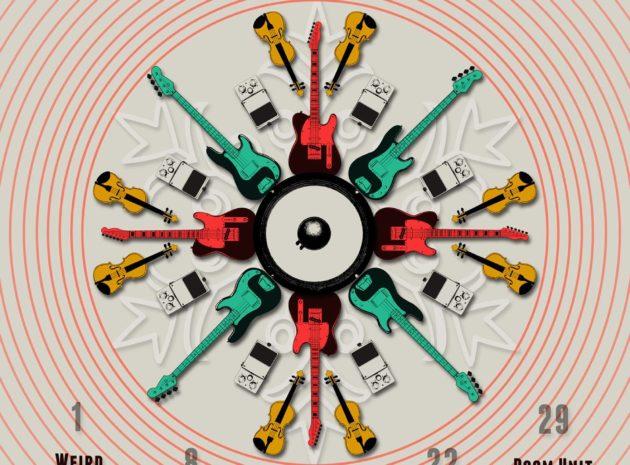 "Radio Alert: Exclusive Preview of our new album ""Woke"" Thursday Dec 15 on WKNC"